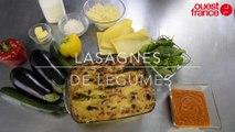 Recette étudiante, les lasagnes