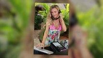 Joanna Krupa Parties Hard At The Hard Rock Hotel