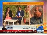 Samaa Kay Mehmaan (Hanif Abbasi Special Interview) – 5th January 2015 - Samaa News