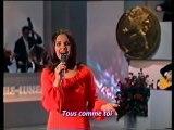 Eurovision 1973: Anne Marie David - Tu Te Reconnaîtras (legendado em francês)