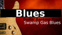 Blues Guitar Jam Track in E Mixolydian - Swamp Gas Blues