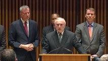 Officials Call NYPD Actions Disrespectful, Selfish