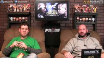 MMANUTS on UFC 182 Recap, UFC random drug testing, Tim Sylvia
