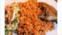 How to cook Jollof Rice (Nigerian way)