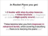 rocket piano worth