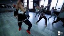 M.I.A. - Bad Girl$ hip-hop choreography by Marina $erde$hnaya  - DANCE$HOT 17 - Dance Сentre Myway