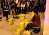 Watch the World's Greatest Drum Roll