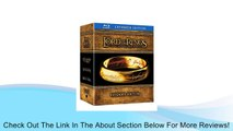 The Lord of the Rings: The Motion Picture Trilogy (The Fellowship of the Ring / The Two Towers / The Return of the King Extended Editions)  [Blu-ray] Review