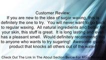 8 Oz Cocojojo Sugaring Bikini Wax Kit - Sugaring Hair Removal - 8 Oz