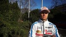 Interview Alexis Pinturault avant le slalom de Zagreb - Video FFS/EUROSPORT