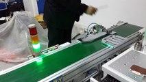 bearing laser marking engraving, fiber laser marking machine, China laser marking, automatic laser marking system