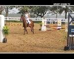 Côte d'Ivoire - Equitation: Saut d'obstacles