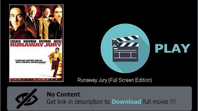 Runaway Jury (Full Screen Edition) Direct Download