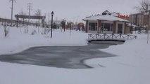 Bitlis'te 228 Köy Yolu Ulaşıma Kapandı