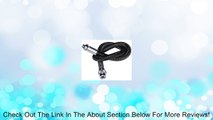 New 36 Inch Low Pressure Braided Scuba Diviing BCD Hose (Black-MaxFlex) Review