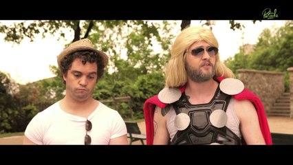 Les Avengers en Version (Très) Originale