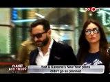 Saif Ali Khan and Kareena Kapoor Khan's New Year Plans didn't go as planned