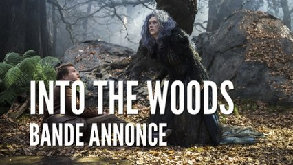 Into The Woods, Bande annonce VOST