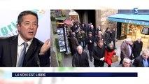 La voix est libre avec Jean François Le Grand 13 décembre 2014