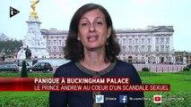 Royaume-Uni : Le prince Andrew au coeur d'un scandale sexuel