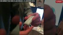 #1 Surprise du CES de Las Vegas : Le vérificateur d'aliment