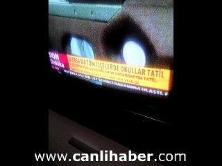 Bursa'da Okullar Tatil mi? (VİDEO HABER)