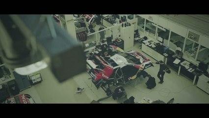 Peugeot 2008 DKR : l'assemblage du prototype (épisode 10)