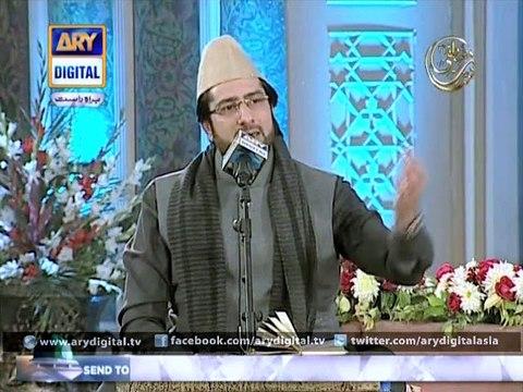 Shan-e-Mustafa - Qtv - ARY Digital Program - Muhammad Raza Saqib Mustafai