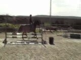 justine obstacle galop 6