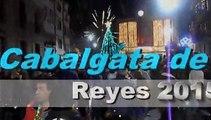 La Cabalgata de Reyes de Navia 2015