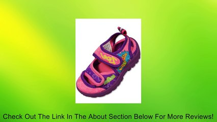 Sesame Street - Toddler Girls Zoe Water Shoe Review