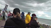 At Clacton On Sea Essex air show day 2 highlights part 2 Lancaster bombers
