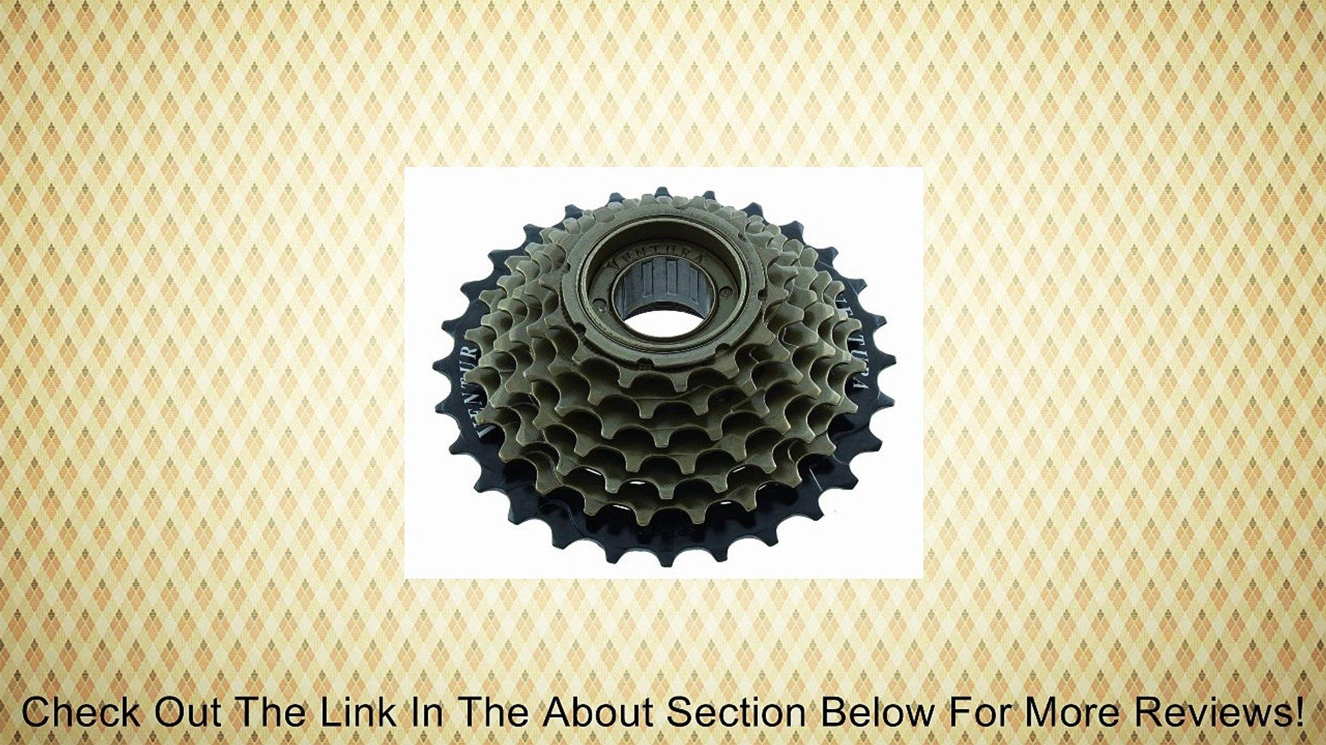 Ventura 5,6 or 7 Speed 14-28 Teeth Freewheel