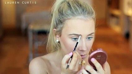 Natural Prom Makeup Tutorial