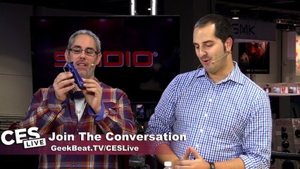 Thalmic Labs Talks Myo With CES Live #CES2015 - GeekBeat Tips & Reviews
