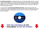 Game Backup System Review  MUST WATCH BEFORE BUY Bonus + Discount