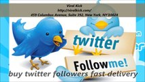 Viral Kick : Buy Twitter Followers Fast Delivery