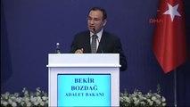 Adalet Bakanı Bozdağ, 7.büyükelçiler Konferansı'nda Konuştu 2