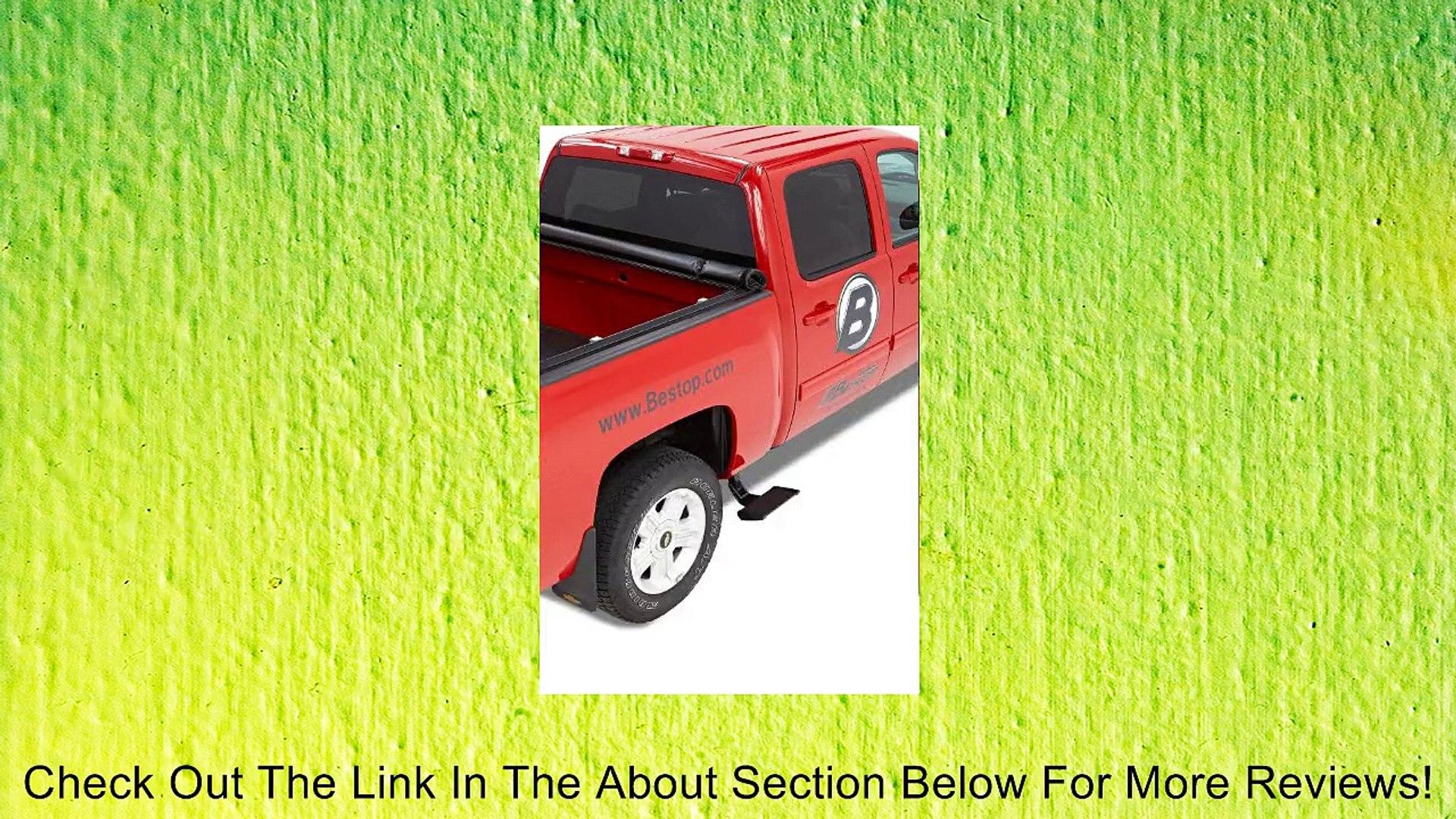 Bestop 75403-15 6.8//8 Driver Side Side-Mounted Trekstep for Super Duty F250//F350