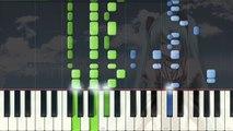 Levan Polka Miku Hatsune / Piano Tutorial (Synthesia) New 2015