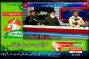 EXPRESS Takrar Imran Khan with MQM Asif Husnain (06 Jan 2015)