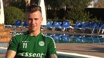 Beelden van oefenwedstrijd FC Groningen tegen MC Alger - RTV Noord