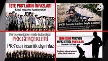 Komünist terörün karanlık yüzü: PKK'nın örgüt içi infazları