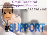 1-844-952-7360|Gmail customer service phone number for customer support