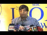 21st Lions Gold Awards-Comedian Kiku Sharda(Palak) Shares A Secret About His Comic Andaz