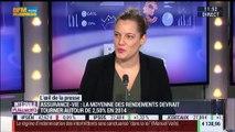 Assurance-vie: À quoi faut-il s'attendre sur les rendements 2014 des fonds en euros?: Aurélie Fardeau - 07/01