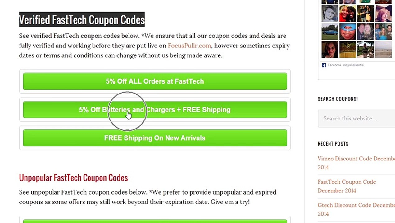 FastTech Coupon Code, Promo Code & Deals - Updated Daily