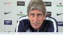Pellegrini 'Liverpool will always miss Suarez' - Manchester City v Liverpool