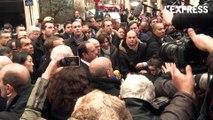 Le quartier de Charlie Hebdo entièrement bouclé après la fusillade