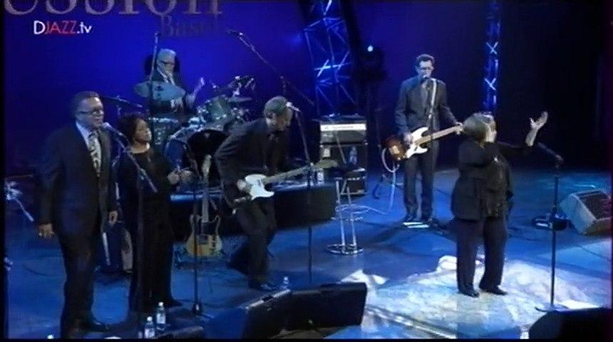 Mavis Staples en concert